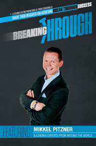 The Book Breaking Through by Mikkel Pitzner and Dr. Nido Quebein
