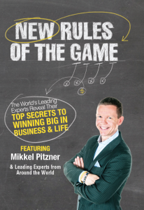 New Rules Of The Game Book Cover Mikkel Pitzner