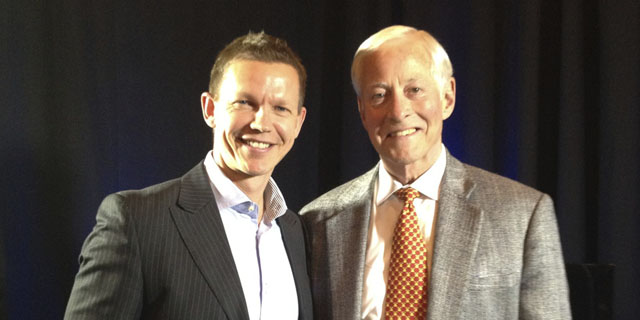 Mikkel Pitzner And Brian Tracy