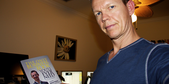 Mikkel Pitzner And The Only Business Book You'll Ever Need