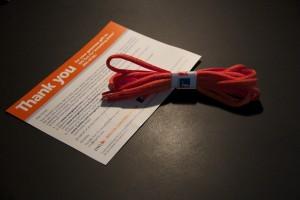 My Orange Laces - running for something better - Mikkel Pitzner