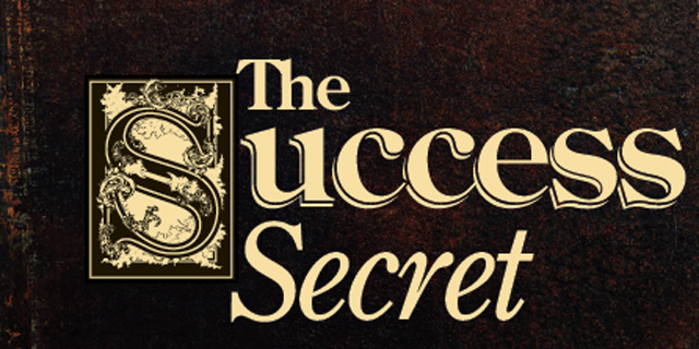 The Success Secret Book Cover Featuring Mikkel Pitzner & Jack Canfield