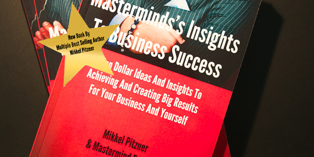 Press Release: March 26, 2013: New Book Illustrating The Power Of The Mastermind Has Just Been Released