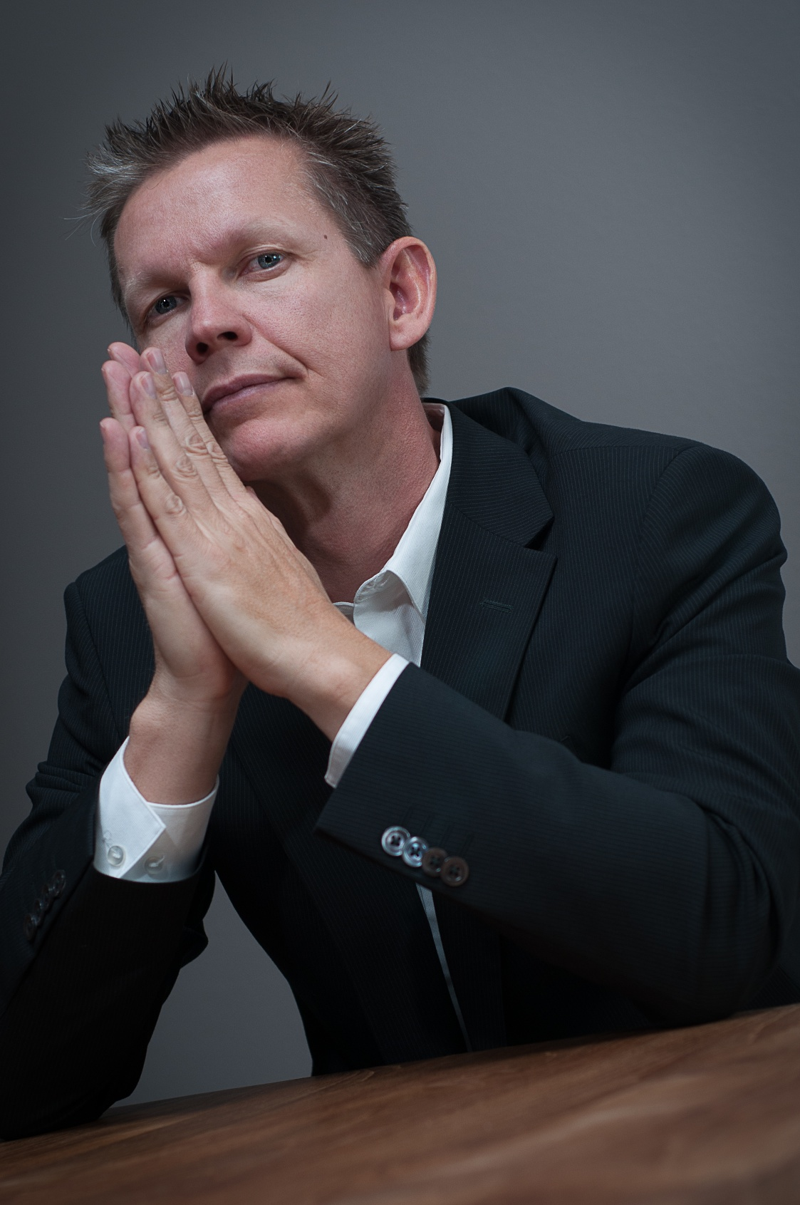 Mikkel Pitzner Portrait