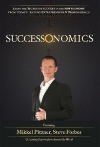 Successonomics Book Cover Title Featuring Mikkel Pitzner 300px