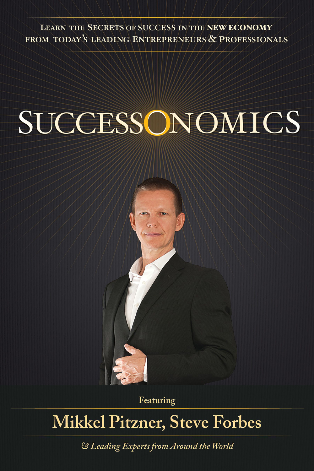 Successonomics Mikkel Pitzner Book Cover