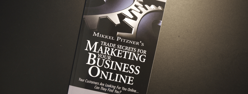 For a limited time period, multiple best selling author, Mikkel Pitzner, is giving away one of his books for free. The book is on online marketing