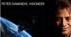 Visioneer, The Peter Diamandis story