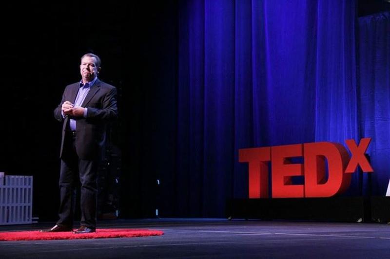 Gary Barnes Ted Talk Speaker